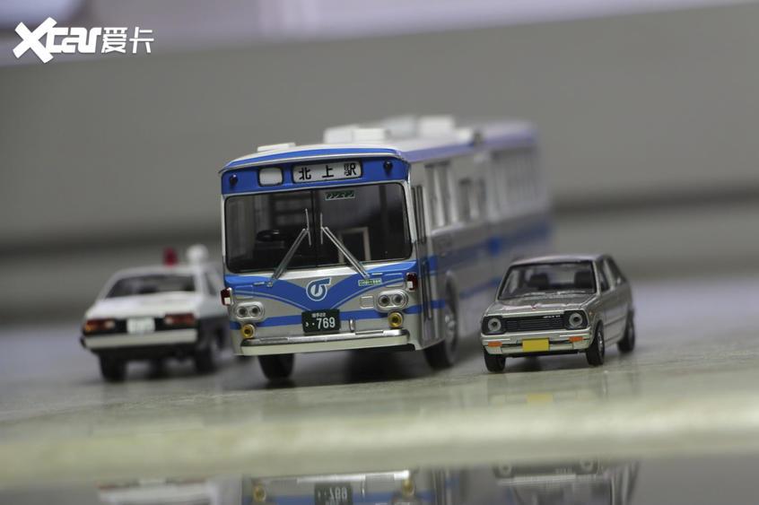 TLV展现日本交通往事