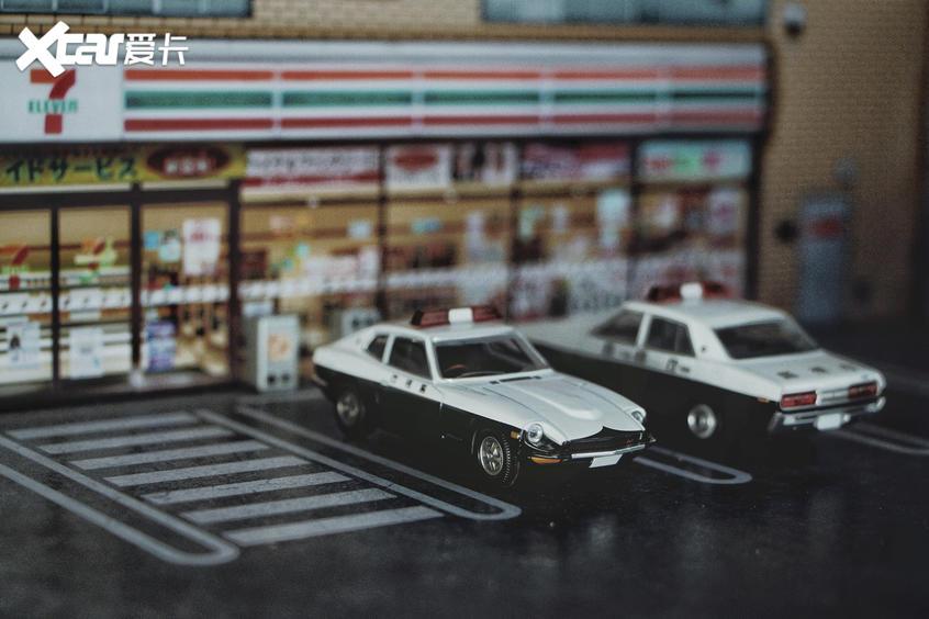 TLV怀旧紧急车模型