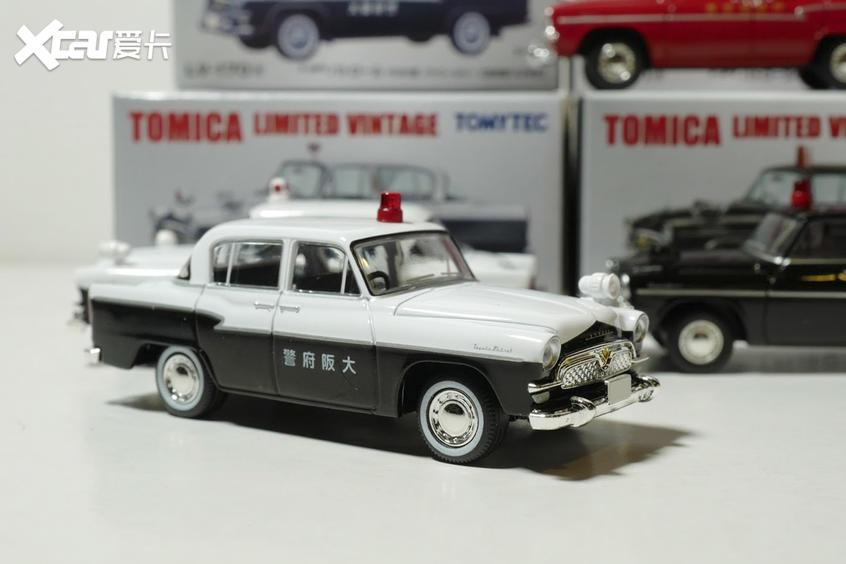 TLV日本警车
