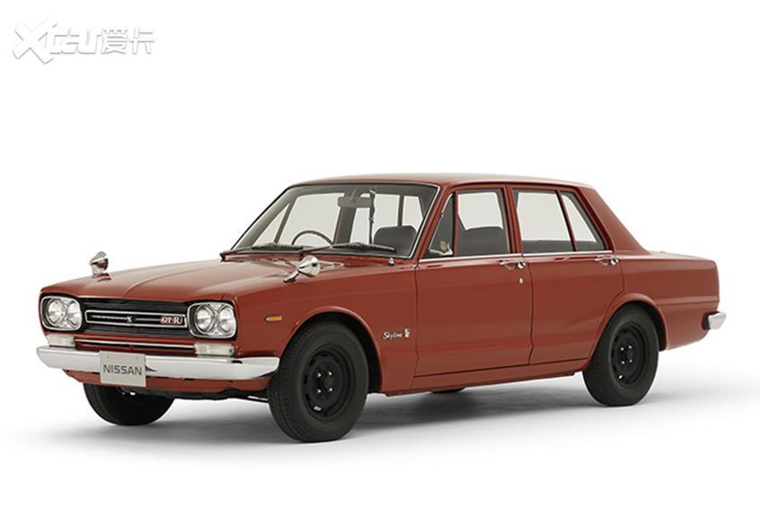 乐高与GT-R 50周年