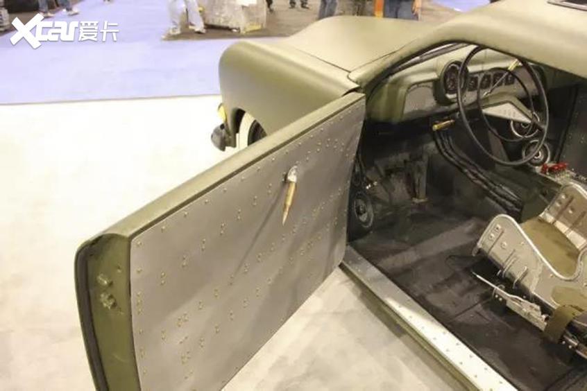 福特Shoebox音响改装案例