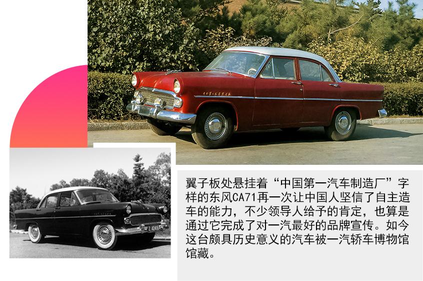 建国70周年一汽历史