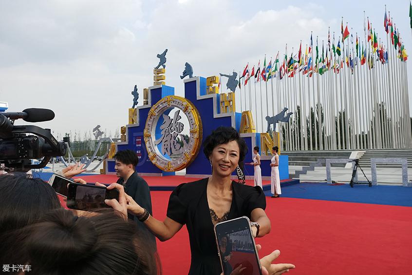 成龙国际动作电影周——一汽-大众CC