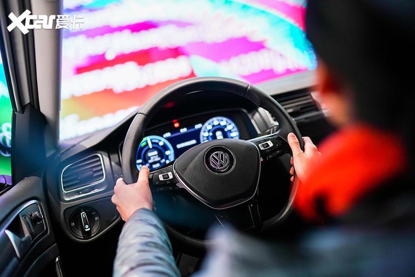 大众汽车音乐科技体验