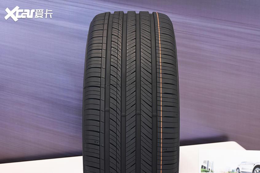 韩泰轮胎新品