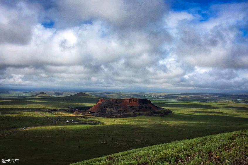 爱卡火山草原狂欢节——汉兰达