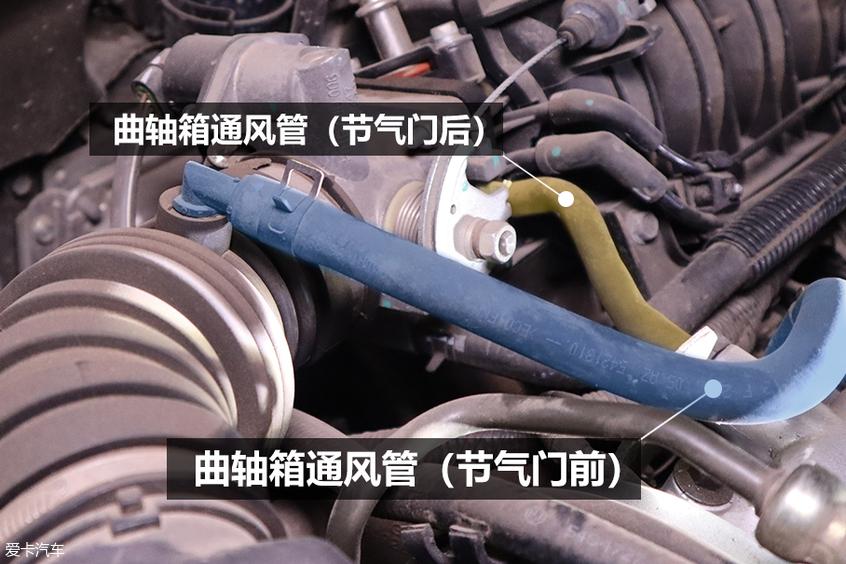爱卡修车铺-更换气门室盖垫