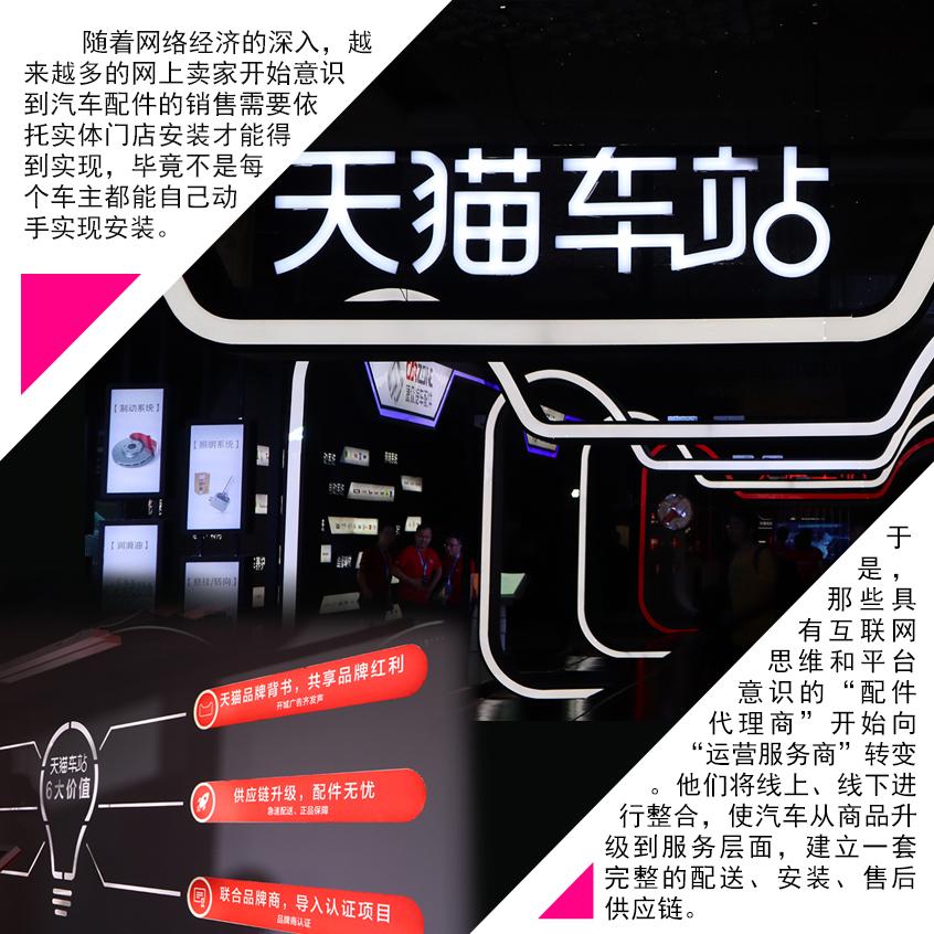 建国70周年中国汽车后市场的变化