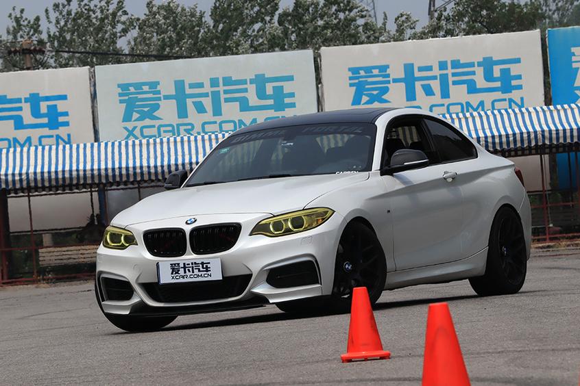 原厂减震器行驶感受和赛道测试