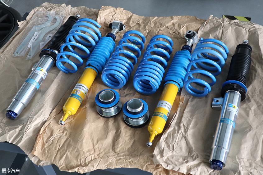 BILSTEIN倍适登减震器产品特点及安装过程