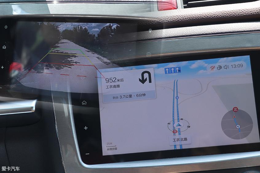车内配置;车机系统;定速巡航;自动落锁'