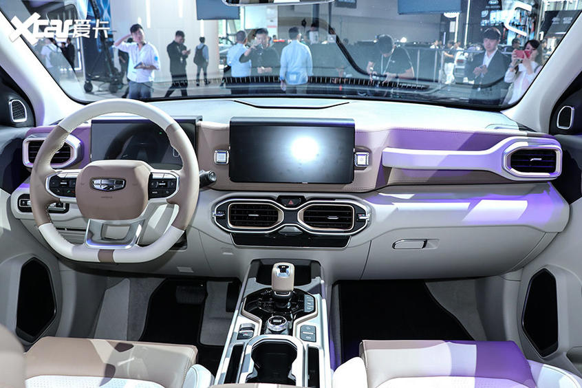 广州车展最美自主品牌车型