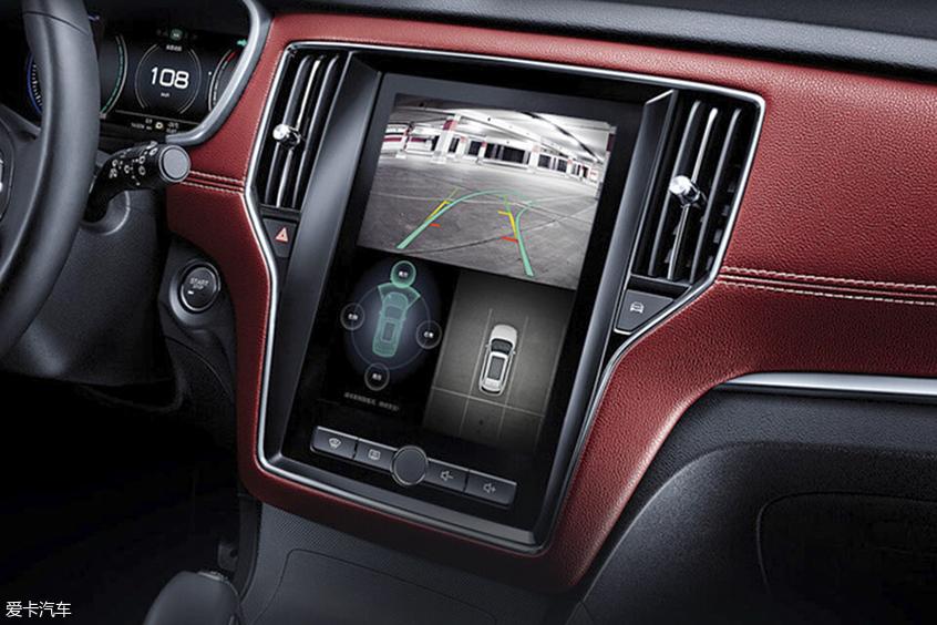荣威RX5钛金版主动安全解析