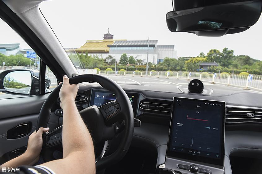 爱卡汽车e XRing 蔚来ES6极限续航测试
