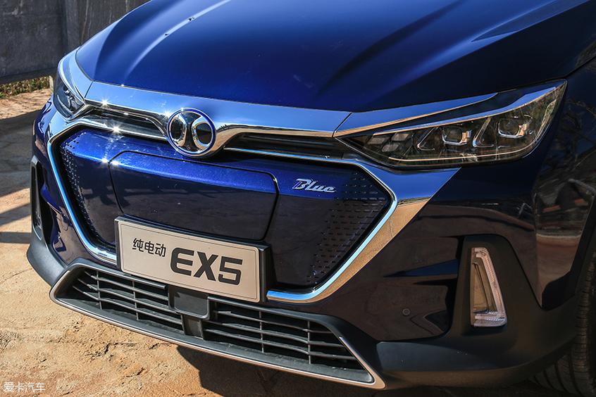 北汽新能源;EX5;试驾;纯电动车;许书怀