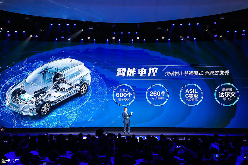 北汽新能源;EX5;试驾;纯电动车