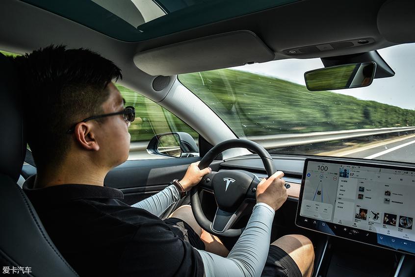 爱卡清洁能源之旅;特斯拉Model 3;前途K50;捷豹I-PA