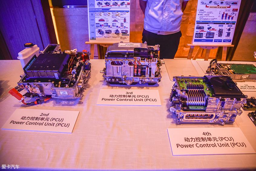丰田技术空间;雷凌双擎E ;卡罗拉双擎E ;插电式混合