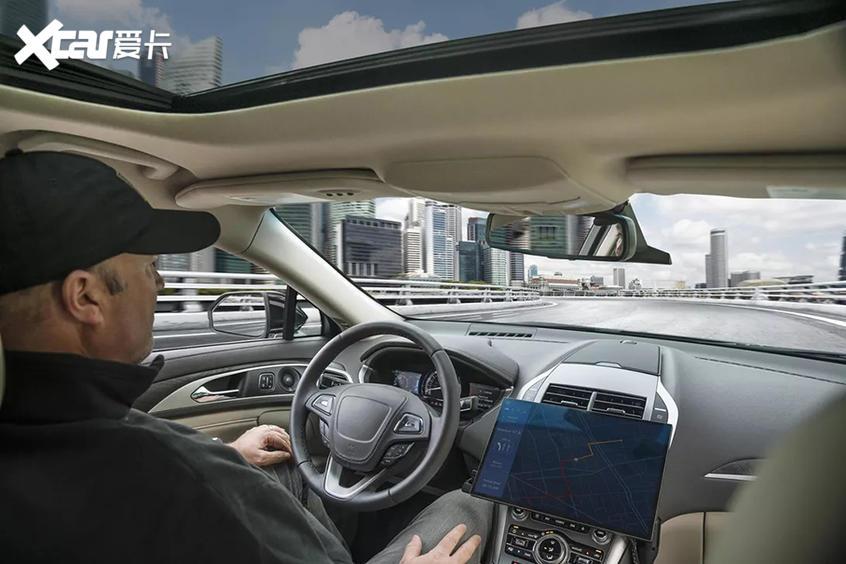 CES高通自动驾驶平台