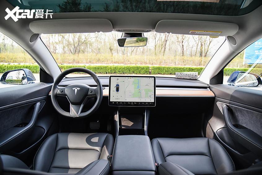 国产Model 3评测