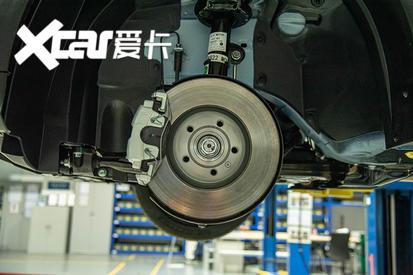 荣威RX5 PLUS底盘解析