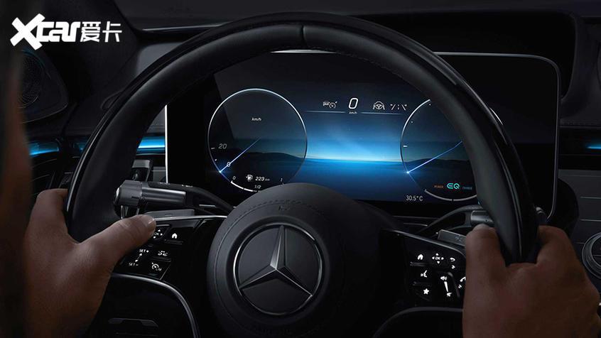 全新奔驰S技术解读