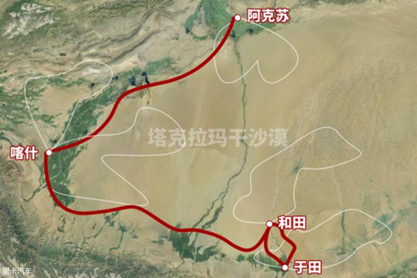 郑州日产纳瓦拉正式出征2019环塔拉力赛-爱卡汽车