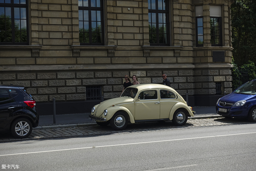 德国街头车