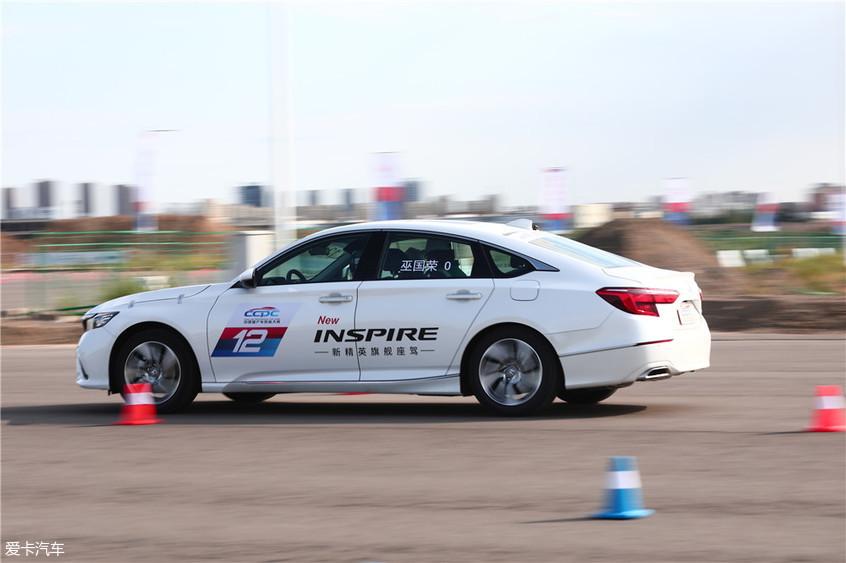CCPC量产车性能大赛