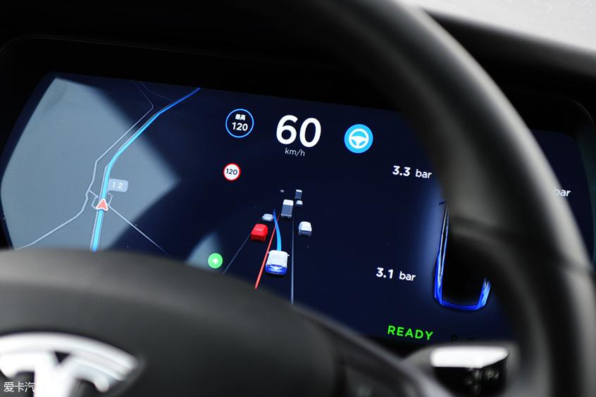 特斯拉Navigate on Autopilot