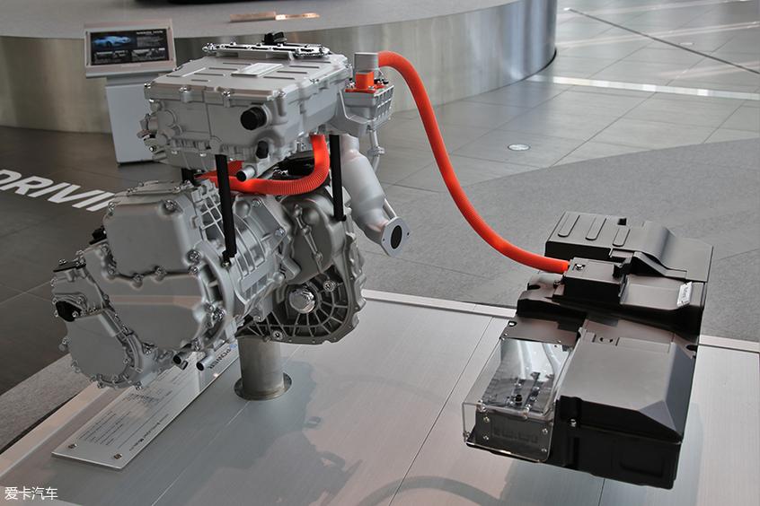 日产e-POWER驱动系统