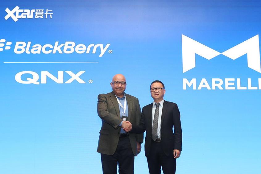 BlackBerry QNX年度大会