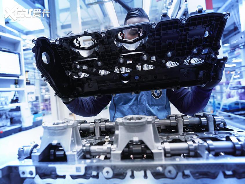 宝马S58发动机