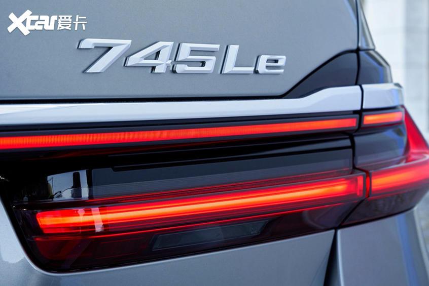 宝马7系将推出纯电版本