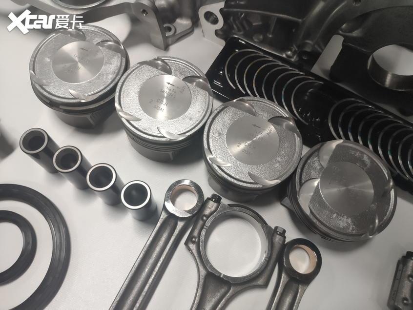 解析C15TDR发动机