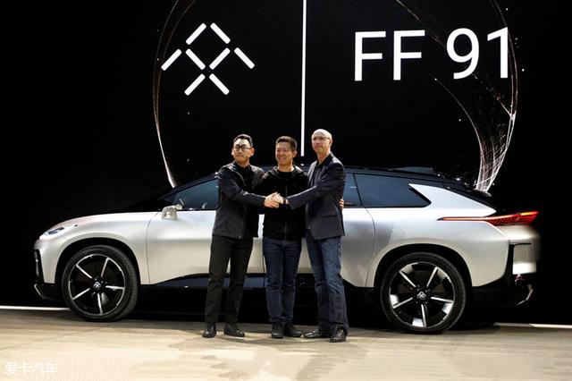 FF 91发布一周年记/祭