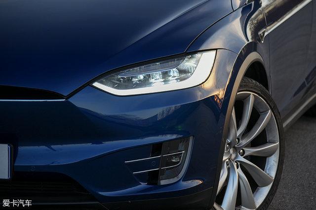 爱卡新能源评测:特斯拉Model X