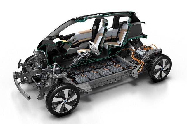 爱卡新能源评测 宝马i3升级款