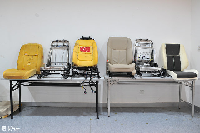日产天籁座椅及静音技术