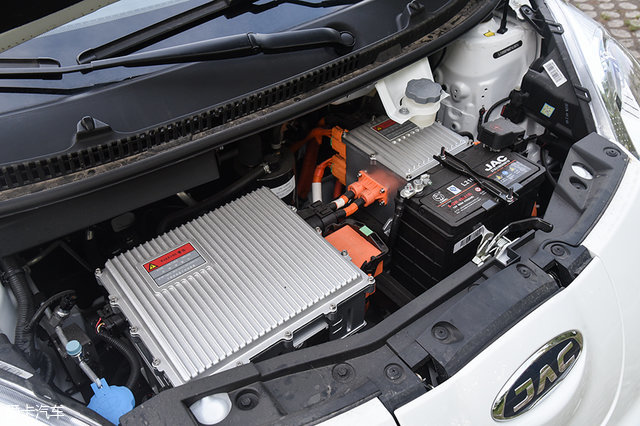 爱卡新能源评测江淮iEV6E