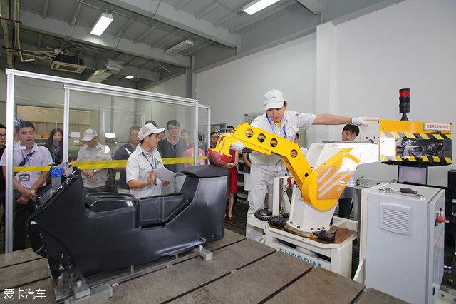 启辰T90安全技术解读