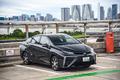 日本试驾丰田燃料电池车Mirai