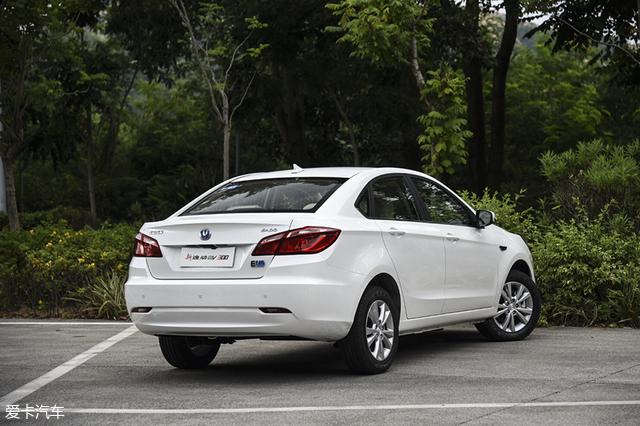 长安逸动EV300;长安新能源;纯电动轿车