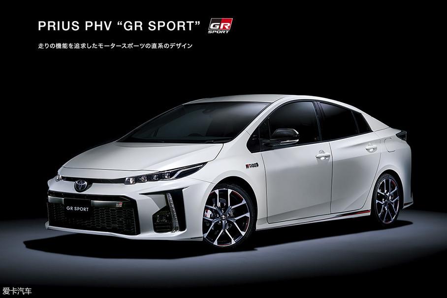 丰田还推出了GR SPORT版的普锐斯PHV以及一系列官方改装件,让车主可以打造出不同风格的普锐斯PHV。