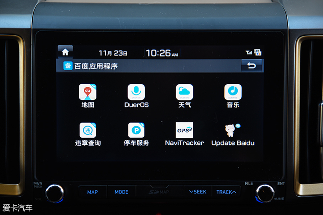 现代全新ix35科技解读