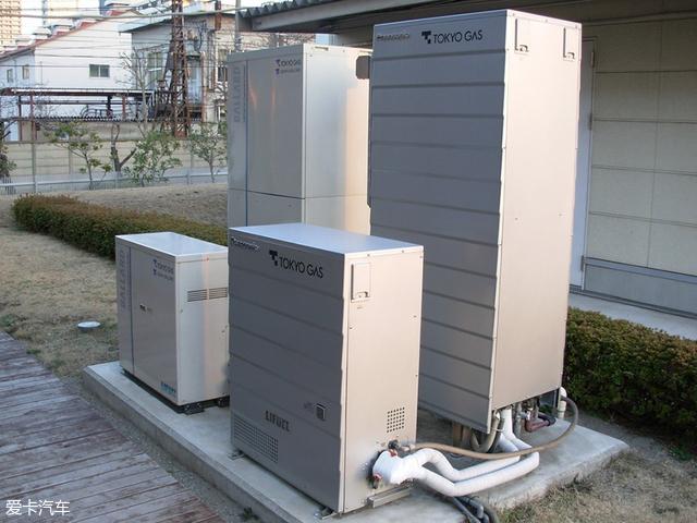 中国燃料电池技术