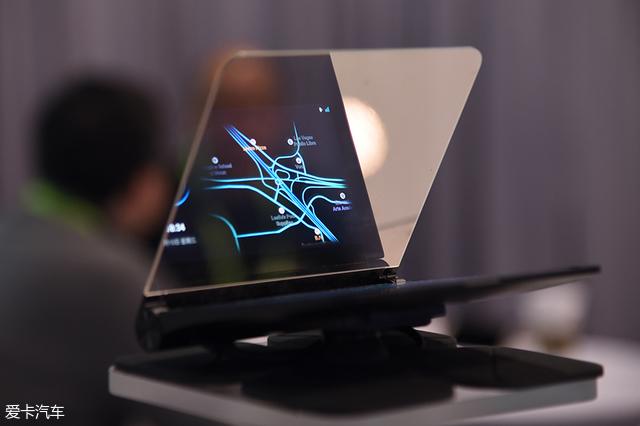体验未来黑科技HUD产品