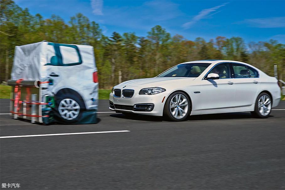 C-IASI、C-NCAP、IIHS的测试项目当中都有AEB自动紧急刹车系统。