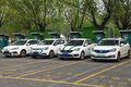 四款纯电动汽车续航里程测试