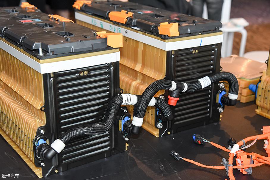详解别克VELITE6电池系统